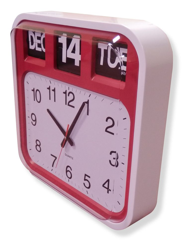 Calendar Clock - Dementia Clocks - Shop