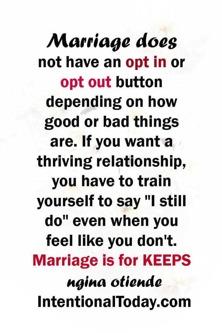 Marriage is for KEEPS! #BluestoBlissBook