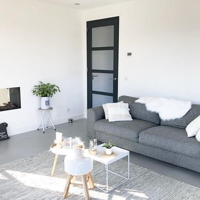Interieur I Binnenkijken I Moderne Bungalow In Ermelo: 25+ Beste Ideeën Over Nieuwbouw Op Pinterest