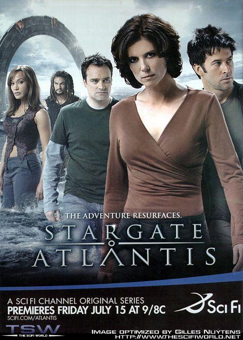 Dr. Elizabeth Weir - Stargate Atlantis