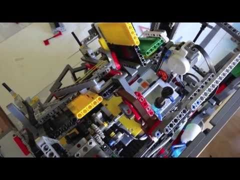 Team Untitled-1 FLL Senior Solutions World Festival Champion's Award win...