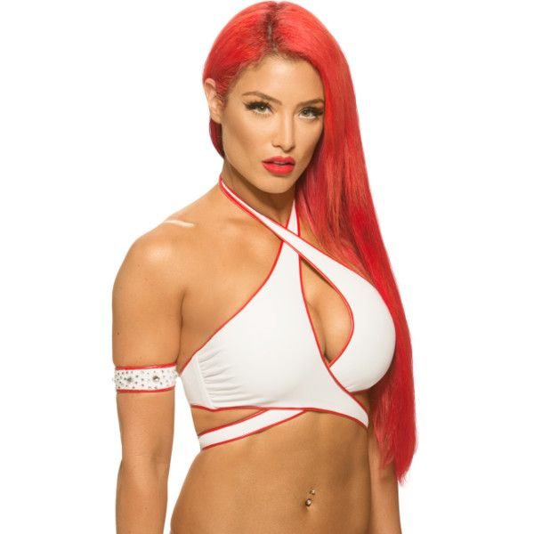 Eva_Marie_pro--476440745d59c308437fdf822726960b.png (1000×707) featuring polyvore and wwe