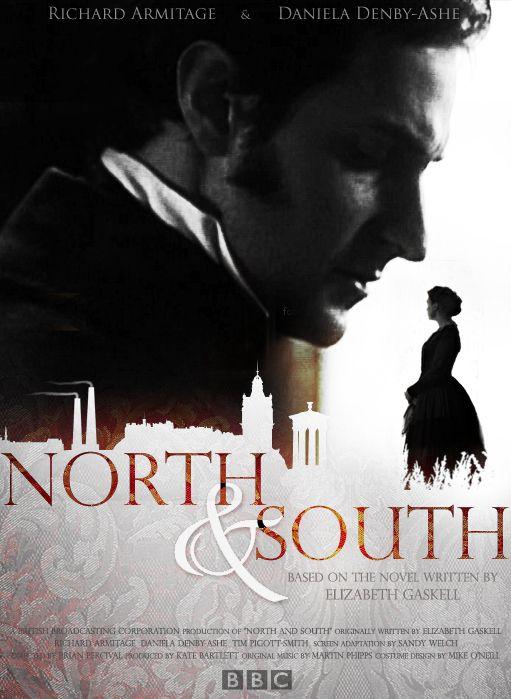 """Elizabeth Gaskill's """"North & South"""" BBC"""