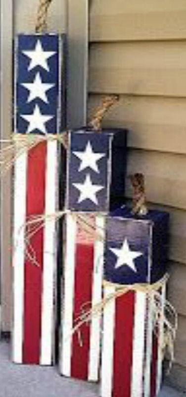 Firecracker TUTORIAL | Happy 4th of July