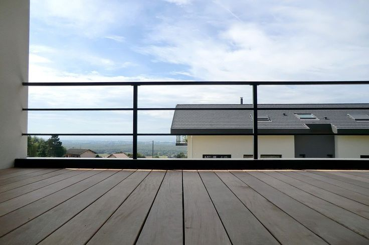 1000 id es sur le th me balustrade balcon sur pinterest for Balustrade acier exterieur
