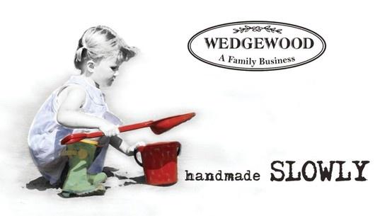 Wedgewood Nougat is Handmade Slowly