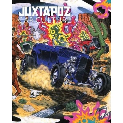 Leave it to Juxtapoz to fully cram the best artists from the hot rod, low rider, and kustom kulture world into one book. http://amzn.to/OvkeLY $29.65