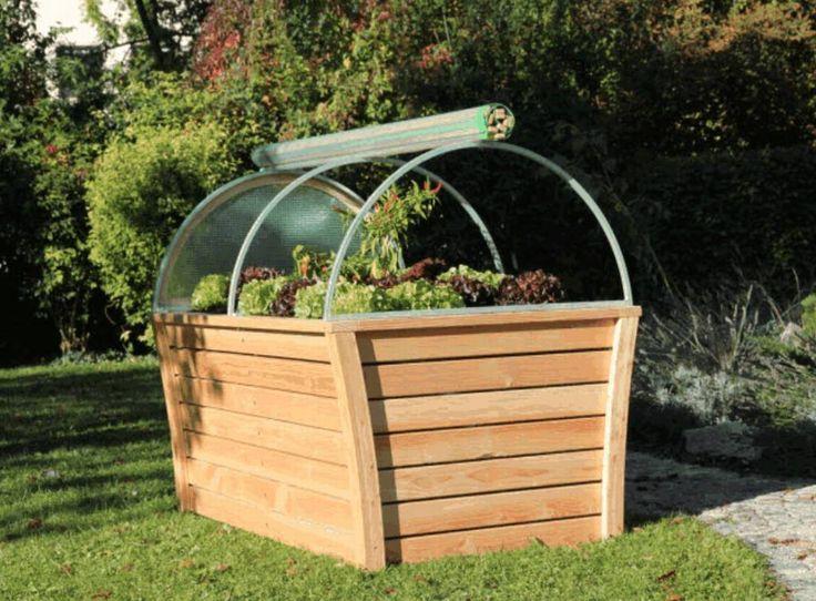 Hochbeet Mit Dach Herb Garden Pallet Pallets Garden Pallet Garden