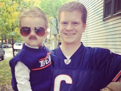 And the Most Awesome Kid Costume This Halloween Was...Baby Mike Ditka! http://www.ivillage.com/hilarious-baby-mike-ditka-halloween-costume/6-a-551716