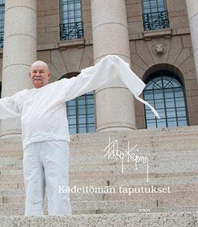 Vuoden 2010 aforismikirja:  Pekka Kejonen: Kädettömän taputukset