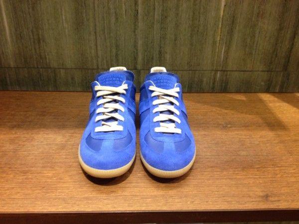 Martin Margiela #shoes #colors #SpringSummer #FolliFollie #collection