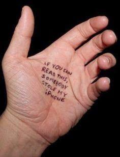 Il manque quelque chose à cette main