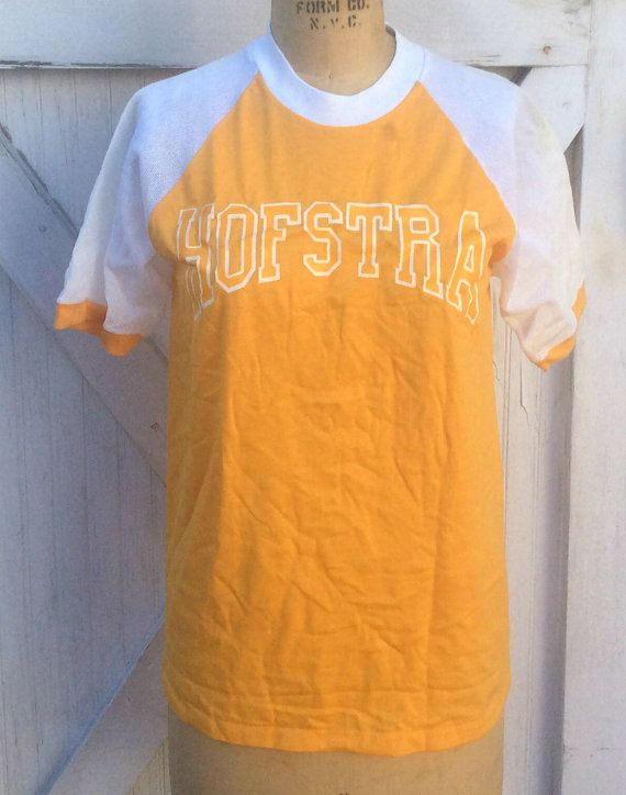 Check out this item in my Etsy shop https://www.etsy.com/listing/494812779/nos-vintage-retro-estate-hofstra-t-shirt