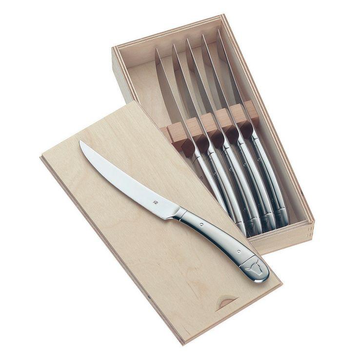 Dárková sada steakových nožů, WMF