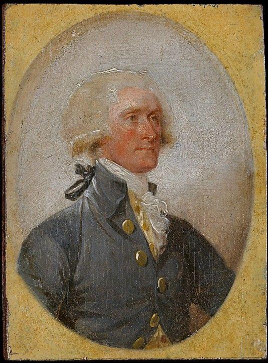 Thomas Jefferson http://en.wikipedia.org/wiki/Thomas_Jefferson
