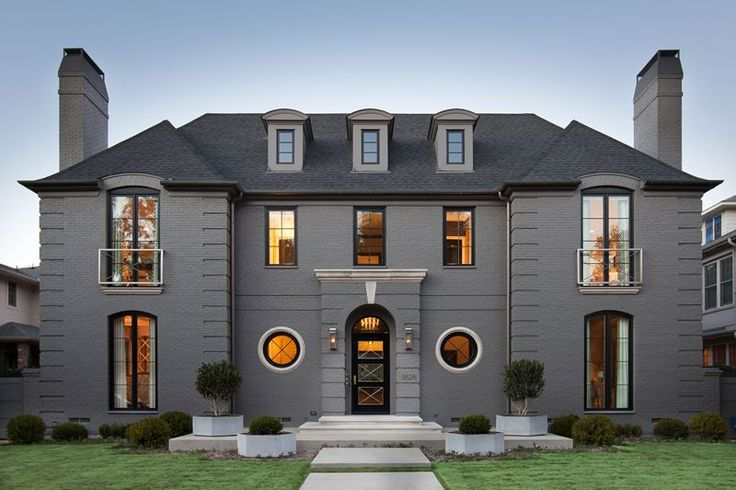 17 Best Images About Exterior On Pinterest Dark Gray Houses Exterior Colors And Grey