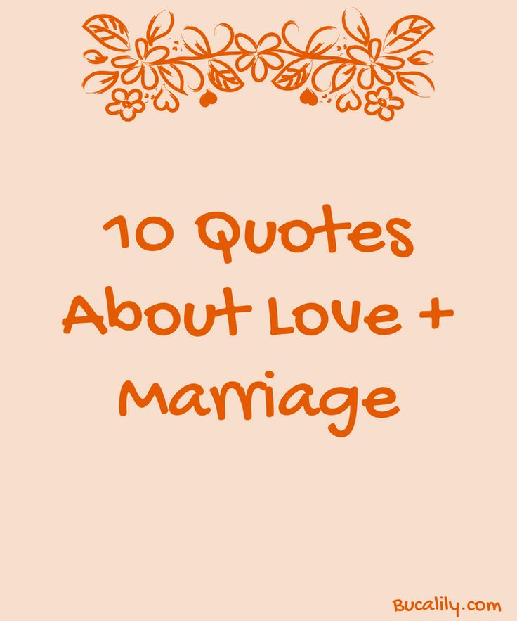 """""""The best thing to hold onto in life is each other. """" - Audrey Hepburn // and 10 Quotes about love and marriage"""