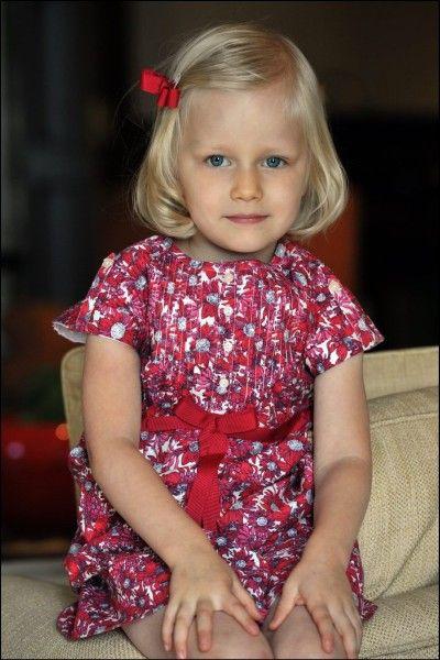 HRH Princess Eleonore of Belgium