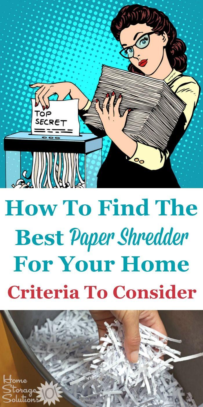 119 best home office organization storage images on for Best home office shredder uk