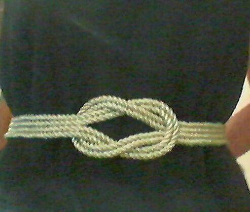Cinturón nudos