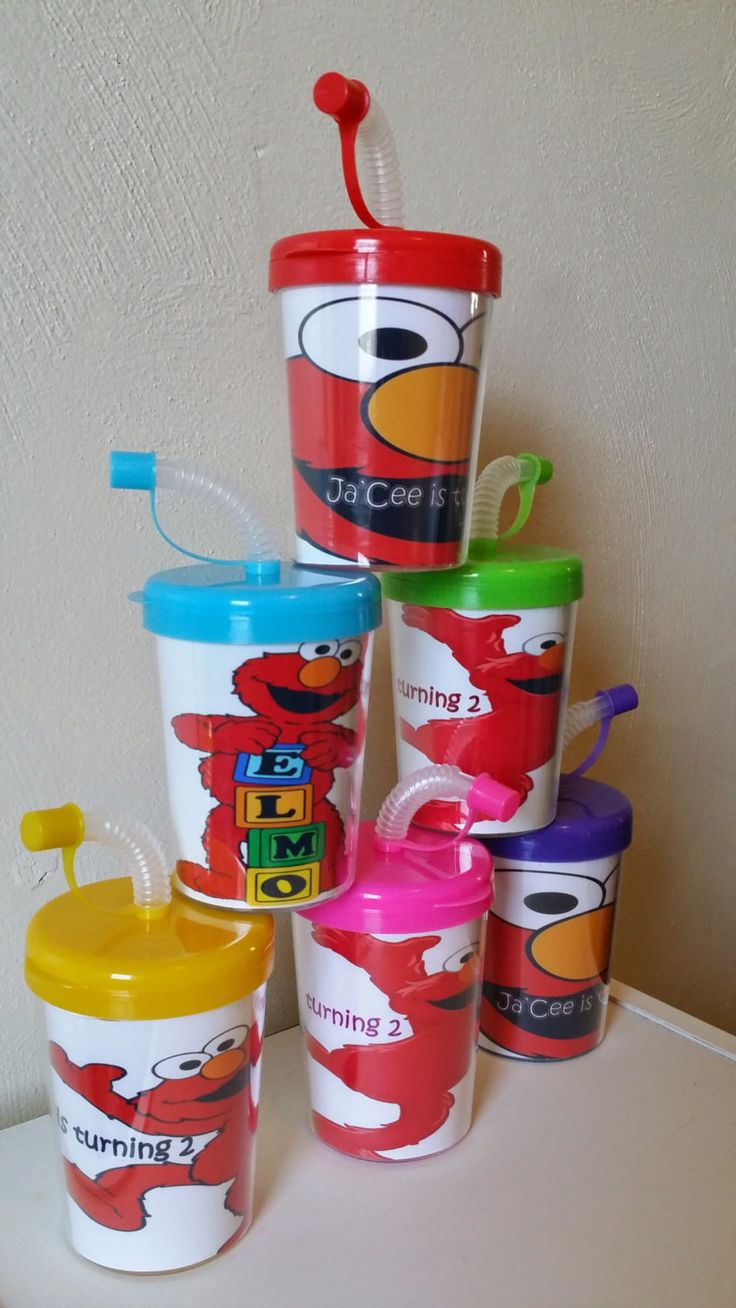 Best 25 elmo party favors ideas on pinterest sesame for Do it yourself centerpieces for birthday