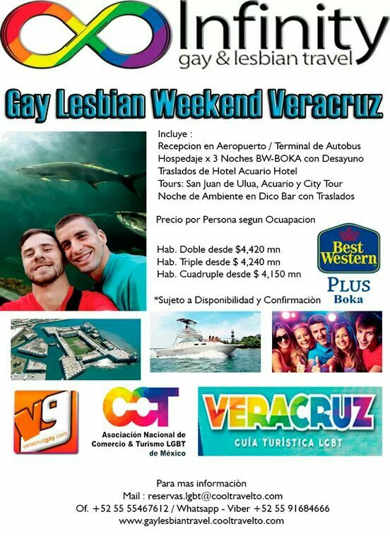 Gay Lesbian Weekend Veracruz