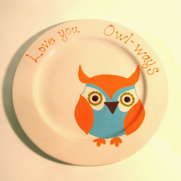 13 Best Images About Ceramic Plates On Pinterest Trees
