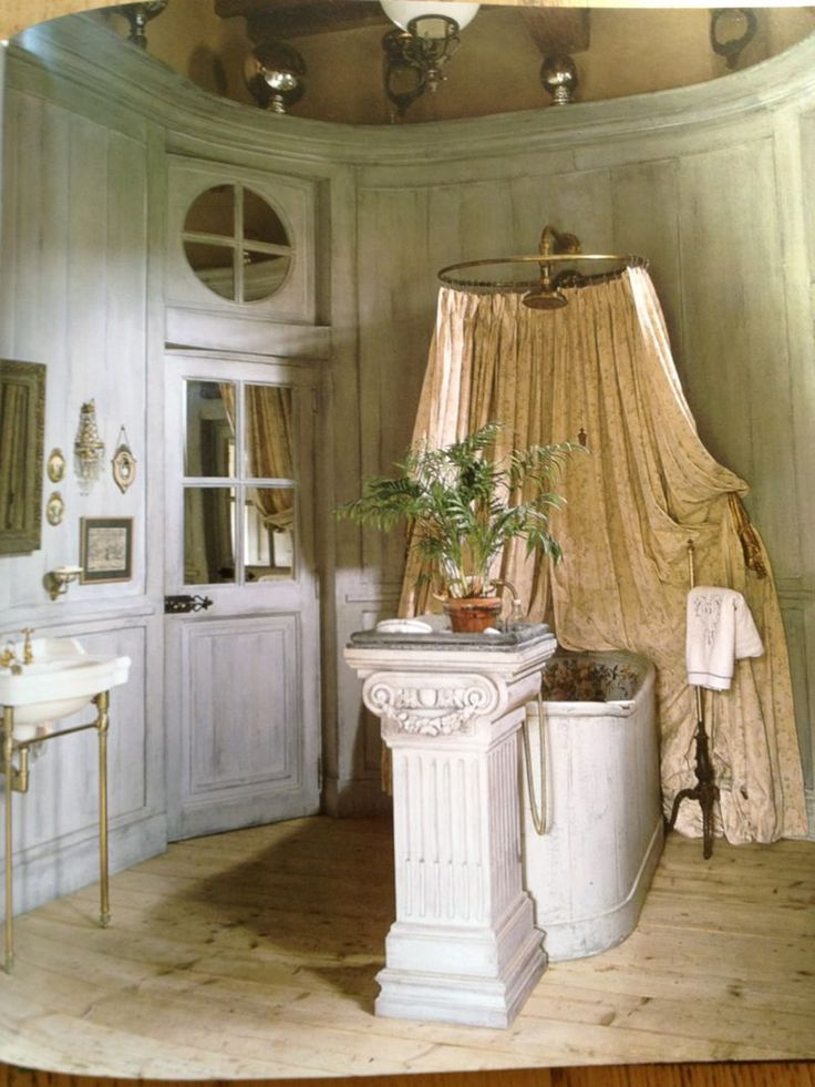 120 Best Country Shabby Chic Bathroom Images On Pinterest