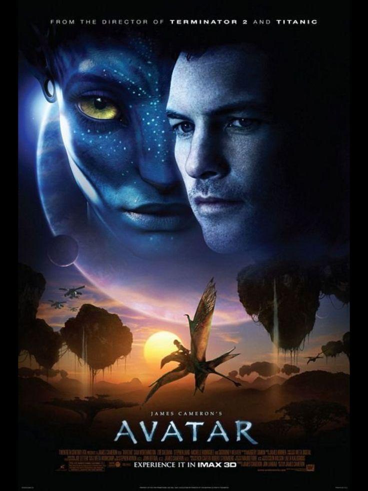 Avatar. Película de ciencia ficción estadounidense de 2009, escrita, producida y dirigida por James Cameron y protagonizada por Sam Worthington, Zoe Saldaña, Sigourney Weaver, Stephen Lang y Michelle Rodríguez.