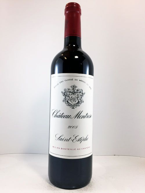 #Rare_wines #Rare_Wine_Online Chateau Montrose 2003. One of the great estates of Bordeaux, this super second growth produced a freakish claret in 2003 that is regarded as legendary https://rarewine.com.au/product/chateau-montrose-2003/