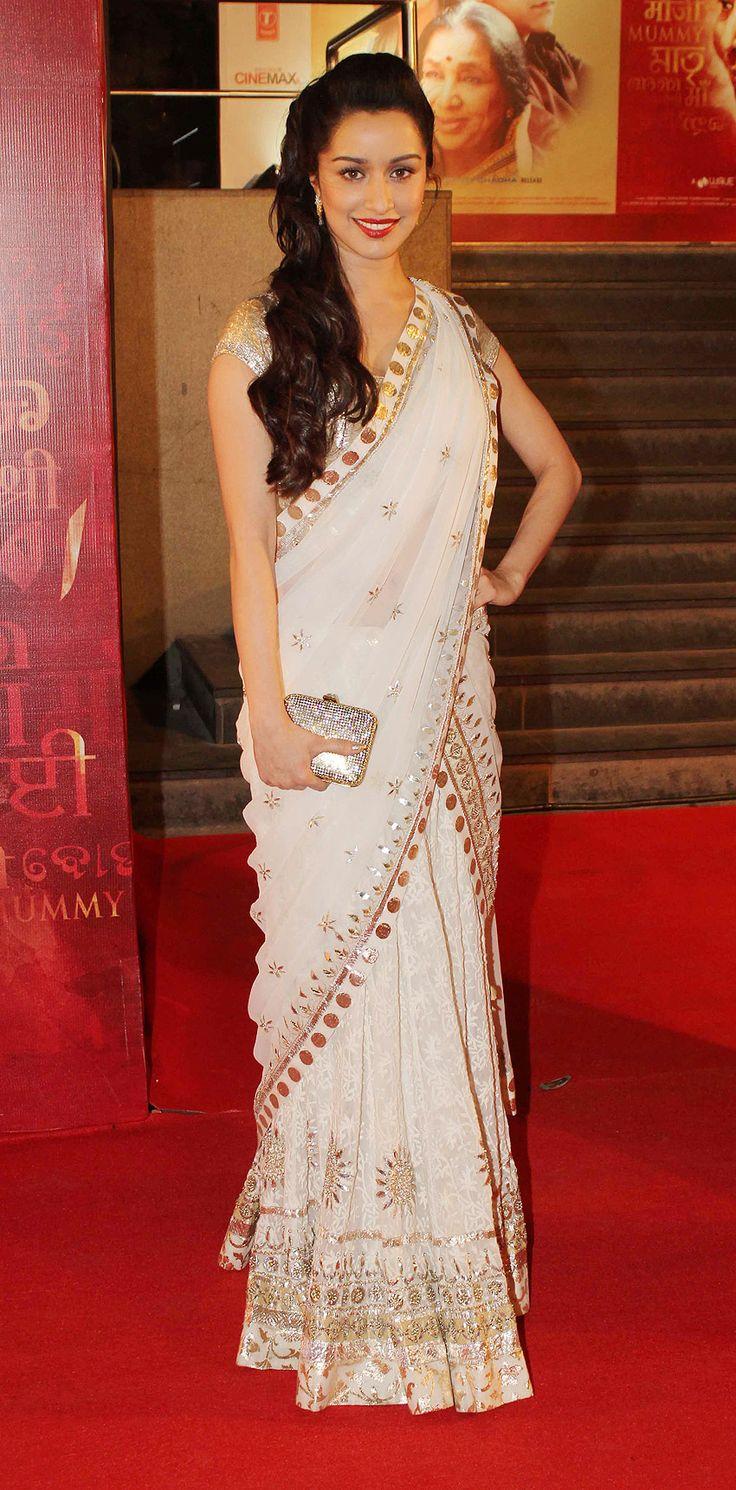 Shraddha Kapoor in Saree