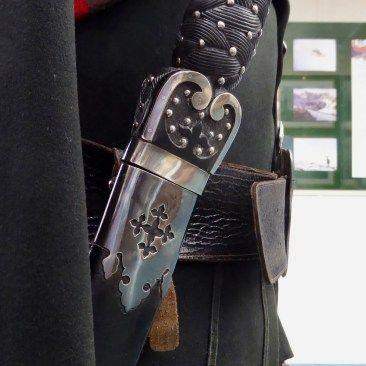 Highland Dirk - Balmoral Highlanders Uniform