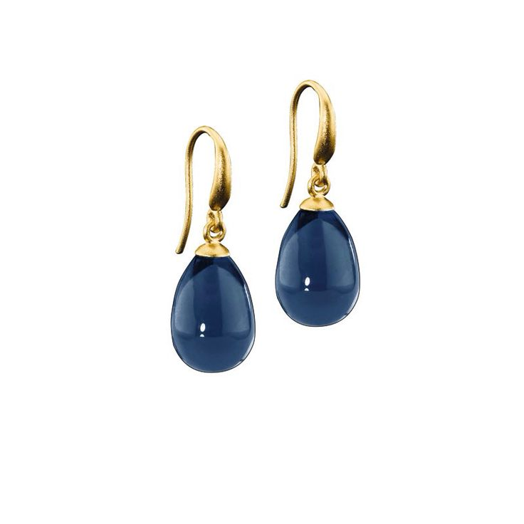 Blue Julie Sandlau earrings