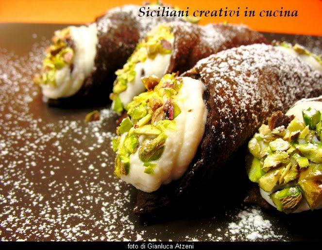 I cannoli siciliani