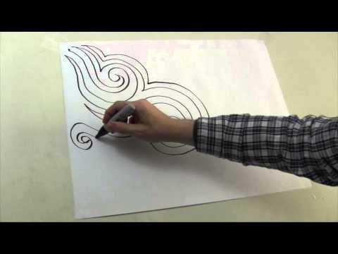 Jamie's Basic Swirl Part 1 of 3 - YouTube