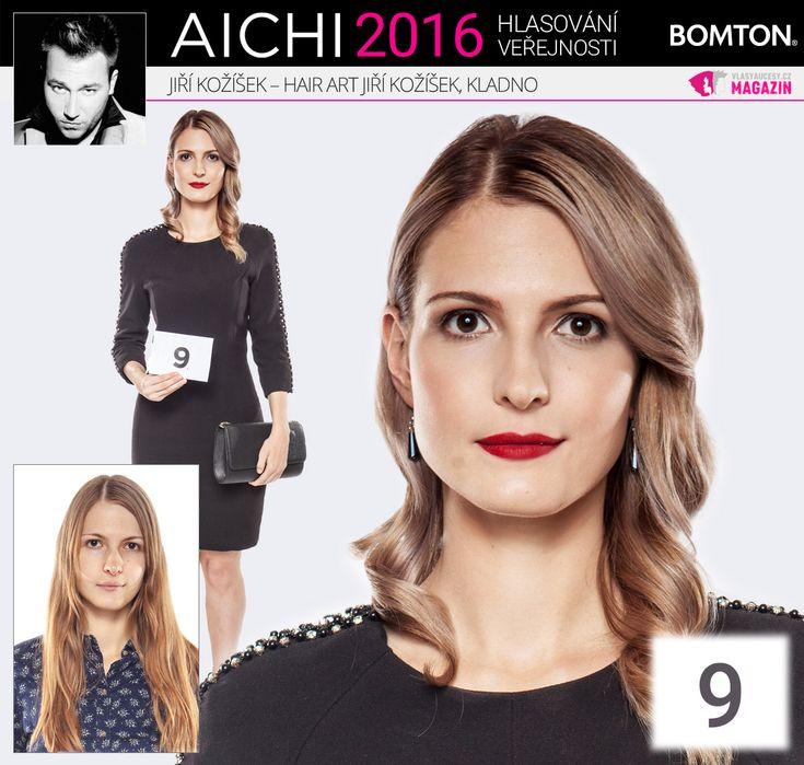 Finále AICHI 2016: Jiří Kožíšek - HAIR ART Jiří Kožíšek, Kladno