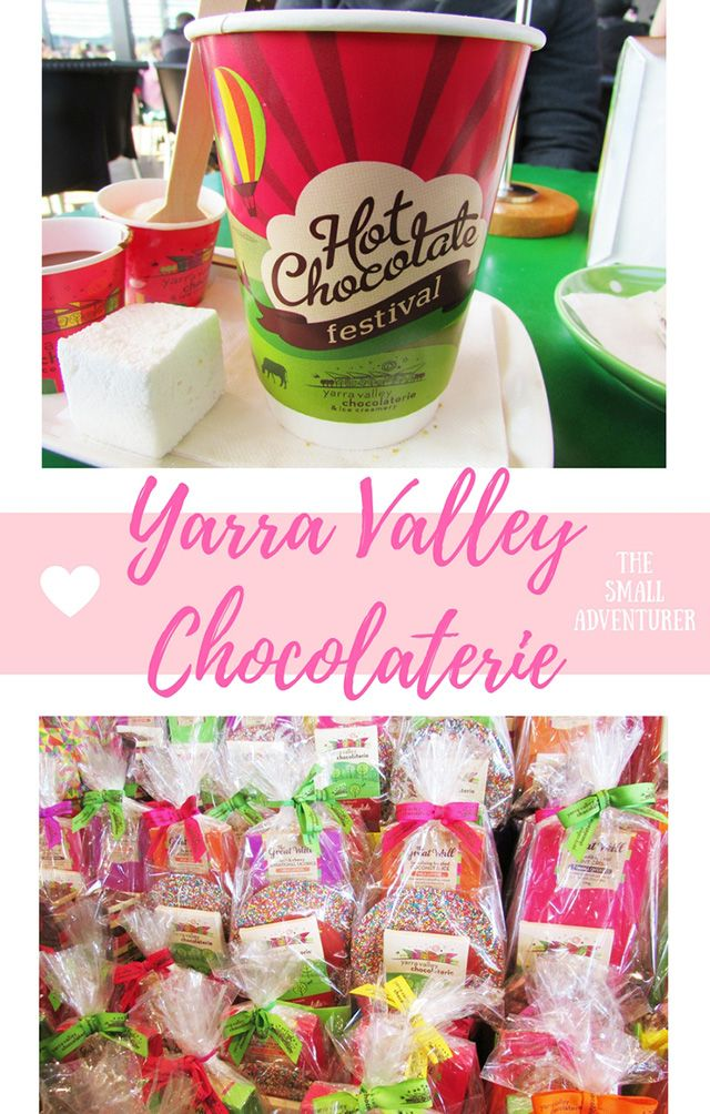 Yarra Valley Chocolaterie || The Small Adventurer