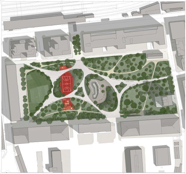 Bari presentato il progetto definitivo per il parco urbano della ex Caserma Rossani
