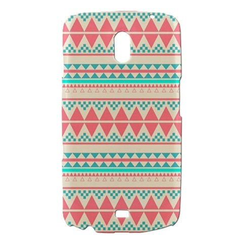 New Beautiful Pink Aztec Pattern Samsung Galaxy by SephiaAndromeda, $17.00