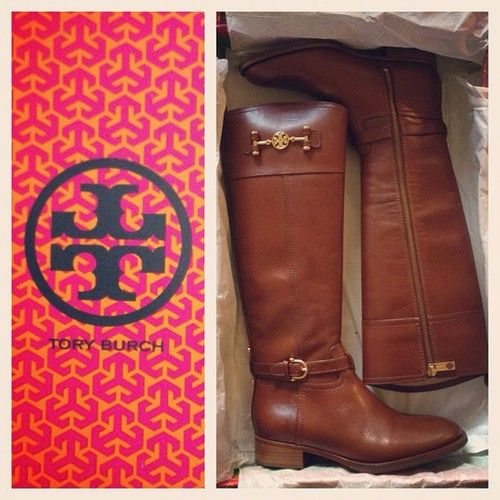 YES PLEASE: Perfect Fall, Football Seasons, Burch Boots, Rider Boots, Tory Burch, Riding Boots, Fall Boots, Closet, Brown Boots