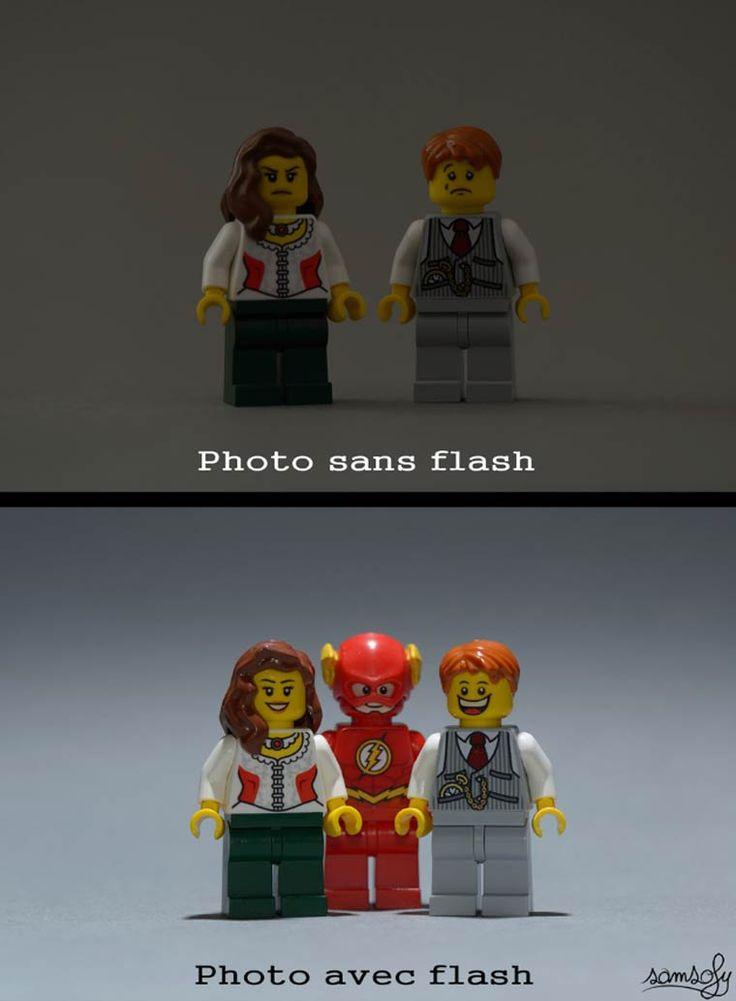 Legographie – Quand un photographe s'amuse avec ses mini-figurines LEGO