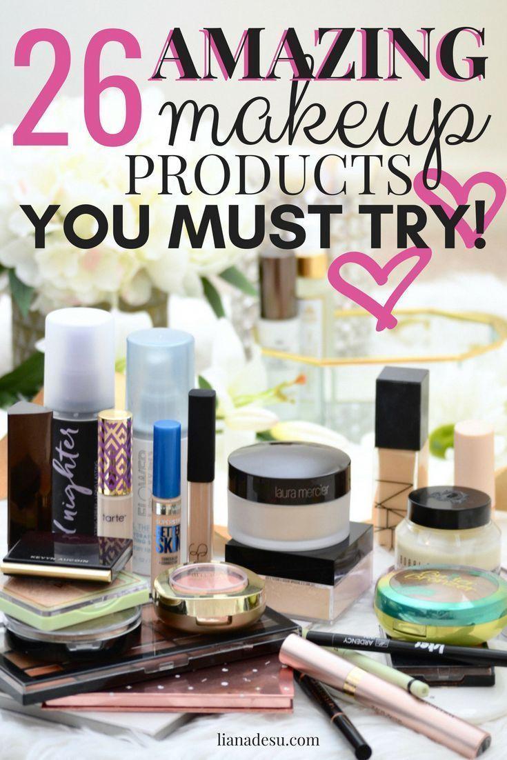 26 Make-up-Produkte zum Ausprobieren! Das beste Make-up, das ich mache …   – Schönheit Hautpflege