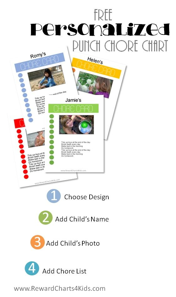 41 best Chore Charts images on Pinterest Punch, Templates and - punch list