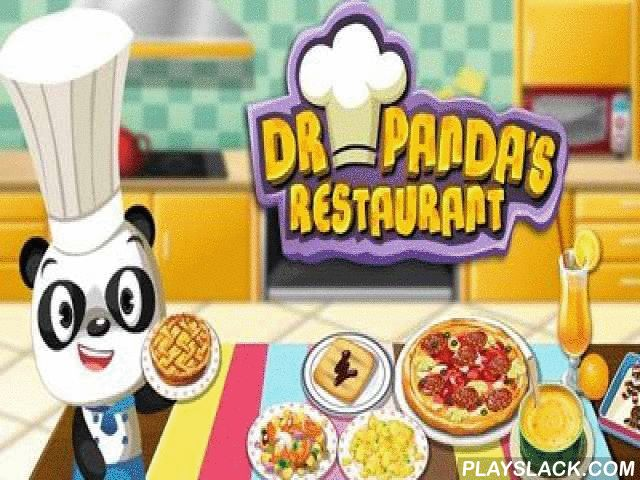 Dr. Panda's Restaurant  Android Game - playslack.com , Dr. Panda's Restaurant is a game for children. It features easy, but very captivating activity, captivating scheme and wit graphics. Your juvenile is to change diverse acid-tasting crockeries and helpings to socialize the outsiders that came to Dr.Panda's restaurant. The children will be in ordinal region when they get first awards for their culinary activity. The important situation is that there is no antagonistic or aggression in the…
