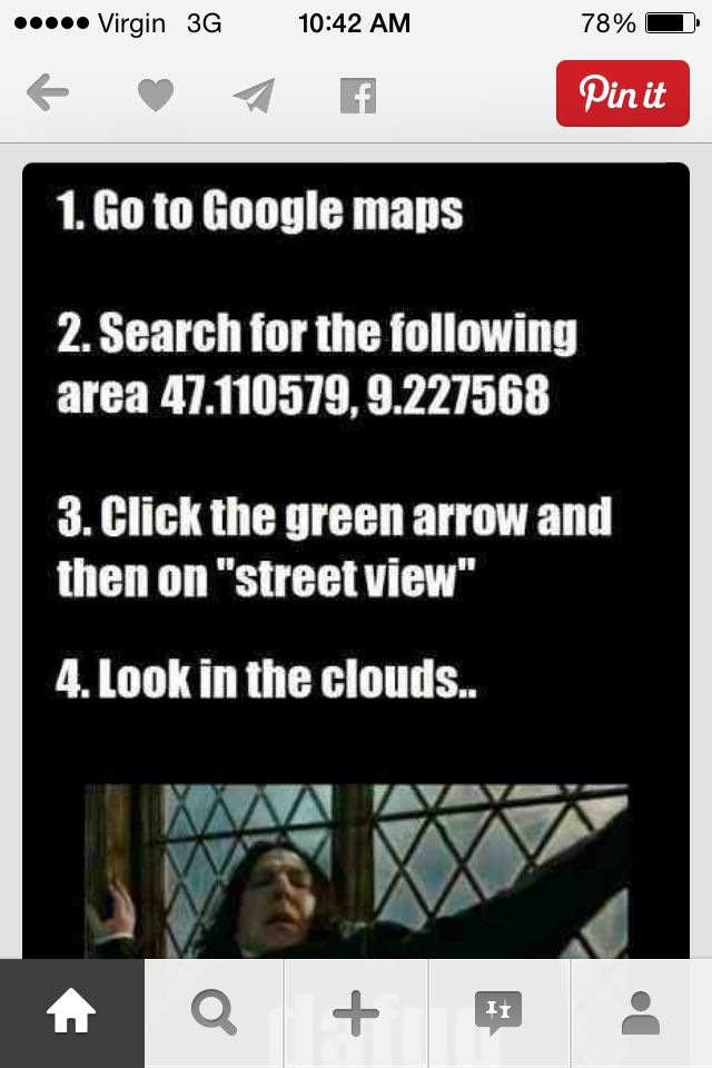 Holy shit everyone has to try this!!! Freaky!!!!!!!