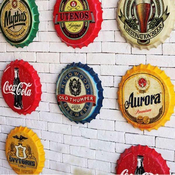 Stella Artois Beer Bottle Caps 100 Used Not Bent