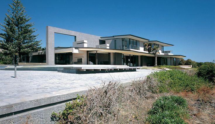 SAOTA melkbos house in melkbosstrand south africa - designboom