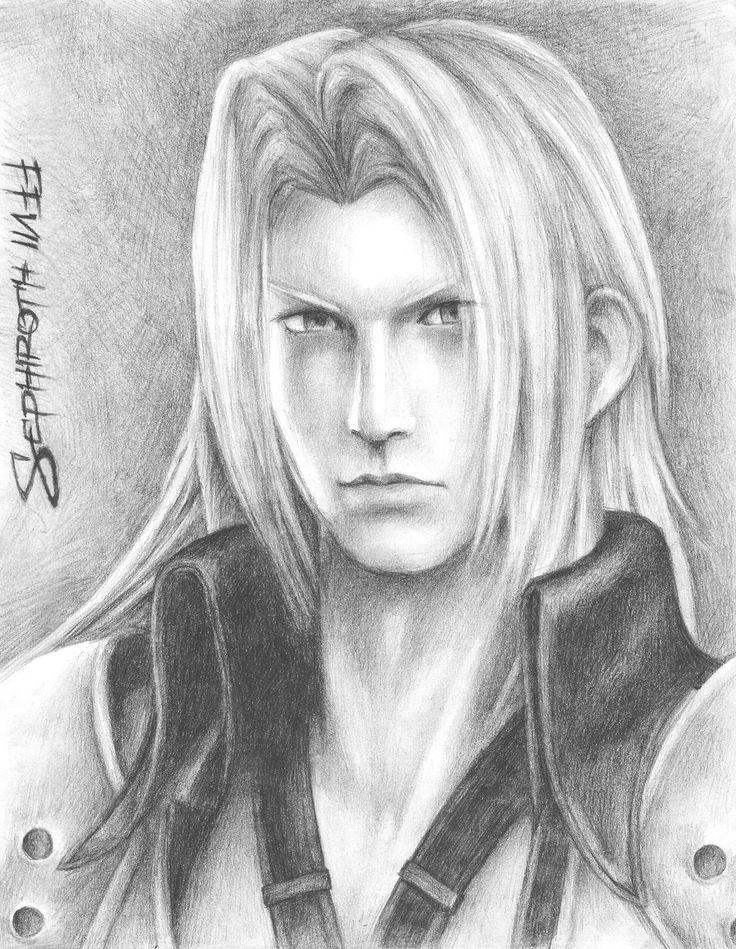 Sephiroth by ~friedChicken365