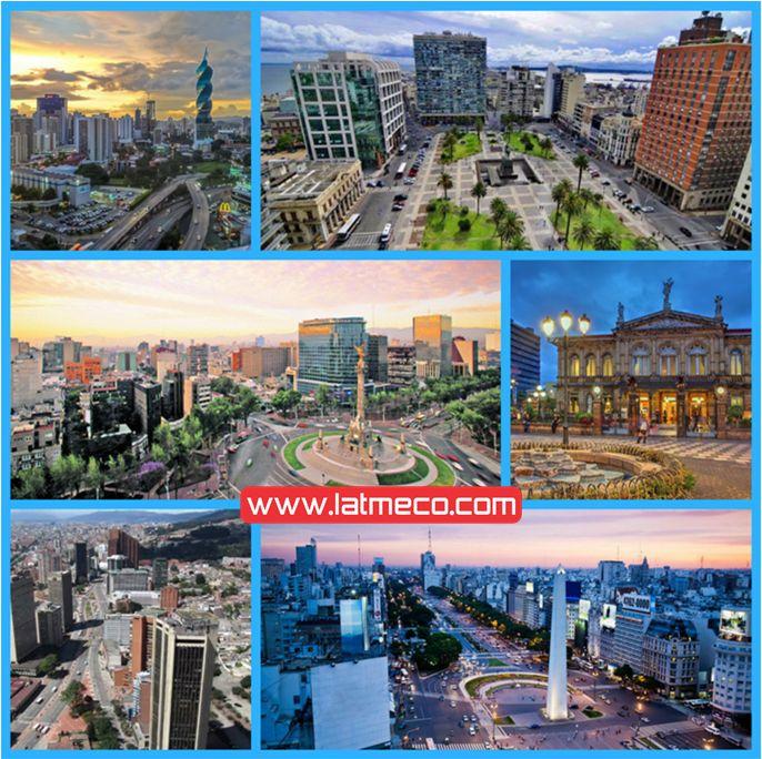 Ciudades con la mejor calidad de vida en Latinoamerica - En América Latina la lista esta encabezada por la ciudad de Montevideo la capital de Uruguay.