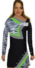Cheerleading Uniforms | Dance Team Uniforms | Cheap Cheerleading Uniforms - ALL STAR CHEERLEADING UNIFORMS